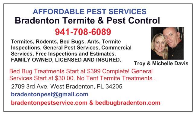 Rodent Service Bradenton Archives ? Bradenton Termite and Pest Control  sc 1 st  Bradenton Termite and Pest Control & Rodent Service Bradenton Archives ? Bradenton Termite and Pest ...